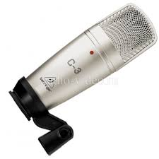 <b>Студийный микрофон BEHRINGER</b> C-3