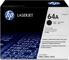 <b>Тонер</b>-<b>картридж HP</b> 64A (CC364A), черный, для лазерного ...