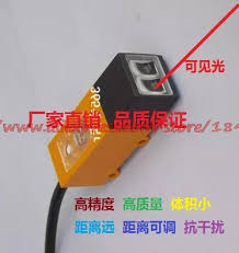 <b>Free shipping</b> Square laser sensor Laser <b>diffuse reflection</b> type ...