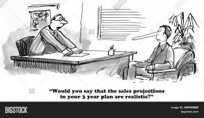 business cartoon about exaggerated and unrealistic s business cartoon about exaggerated and unrealistic s projections