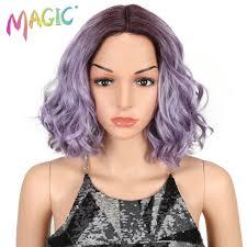 <b>MAGIC Hair</b> 12 Inch High Temperature Fiber <b>Hair</b> Lace Front <b>Short</b> ...