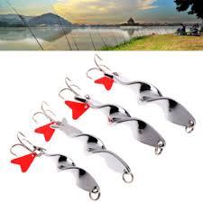 Решать Spinner твист красные сердца Кранка приманки рыбы ...