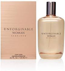 <b>Sean John Unforgivable Woman</b> Parfum Spray 4.2 Oz/ 125 Ml for ...