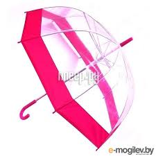 Купить <b>зонт</b>,тент <b>Эврика Transparent</b>-<b>Pink 96075</b> с доставкой по ...