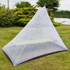 Andes Triangle <b>Hanging</b> Mosquito Fly <b>Single</b> Or <b>Double Bed</b> ...