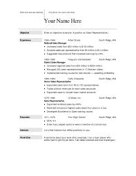 resume  resume formats     word format  moresume coresume template