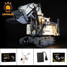 <b>LIGHTAILING LED Light</b> Kit For 42100 Technic Liebherr R 9800 ...