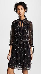 Платье Penguin с завязками у выреза | Платья, Стили платьев ...
