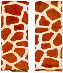<b>BenBat Накладка для</b> ремня безопасности Жираф 1-4 года