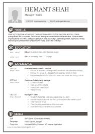 over  cv and resume samples   free download  one page    free download link one page excellent resume sample for mba   sales  amp  marketing