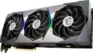 Обзор <b>видеокарты MSI GeForce</b> RTX 3080 Suprim X 10G (10 ГБ)
