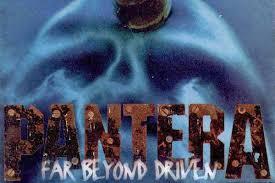 When <b>Pantera</b> Scored a No. 1 Album, '<b>Far</b> Beyond Driven'