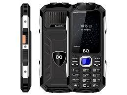 Купить <b>сотовый телефон BQ</b> 2432 Tank SE, черный по цене от ...