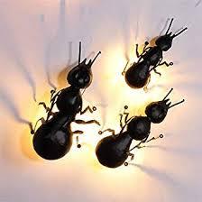 <b>Industrial</b> LED Wall <b>Lamp Nordic</b> Spider Ant Wall Sconce <b>Lighting</b> ...
