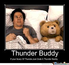 Thunder Buddy by dmackie363 - Meme Center via Relatably.com