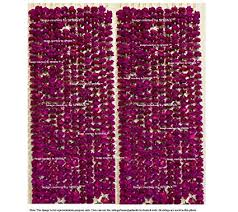 Buy SPHINX Artificial Pinkish-<b>Purple</b> Marigold <b>Flowers Garlands</b> ...