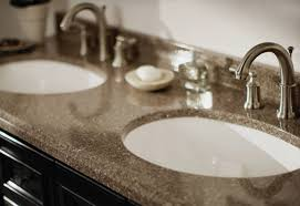 bathroom vanities tops choices choosing countertops: know the benefits and costs for  popular bathroom countertop materials from laminate to quartz feeding your lawn bathroom vanity countertops