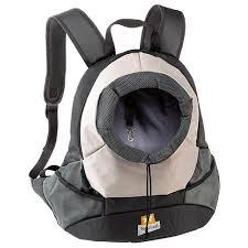 <b>Рюкзак</b>-переноска для собак <b>Ferplast Kangoo small</b> 16х37х36 см