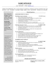 sample resume inventory control manager and logistics resume logistics manager resume