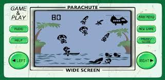 PARACHUTE <b>80s Arcade Games</b> - Apps on Google Play