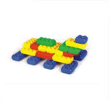 Детский <b>конструктор Edu-Play</b> Edu <b>Farm</b> Big Block (29 элементов ...