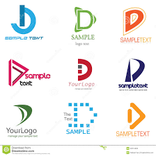 design logo for and logo designs logo design and letter d logo royalty stock images image
