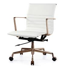modern office chairs white bedroomremarkable awesome leather desk chairs genuine office