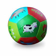Мягкий мяч – Ферма, 10 см от <b>Crocodile</b> Creek, 2300-4 - купить в ...