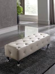 wooden bench design ideas modern home furniture design of white tufted bunk on small legs bedroom furniture benches