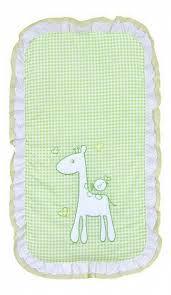 """<b>Комплект</b> в детскую коляску <b>Fairy</b> """"Жирафик"""", зеленый купить на ..."""