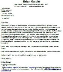 Application Letter Sample In English Application Letter Sample In