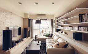 narrow living room white sofa furniture arrangement for long narrow living