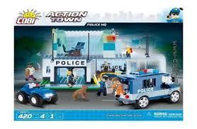 <b>Конструктор Police HQ</b> - <b>COBI</b>-1574 - купить в Rc-like