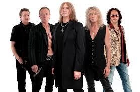 Whitesnake Lead Singer Def Leppard And Whitesnake Set For December Belfast Show Gigging Ni
