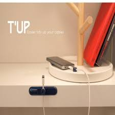Bcase TUP Data Line Magnetic Cable <b>Organizer Desktop</b> Home Car ...