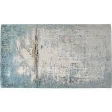<b>Ковер Abstract</b> голубого цвета <b>170х240</b> — купить по цене 42670 ...