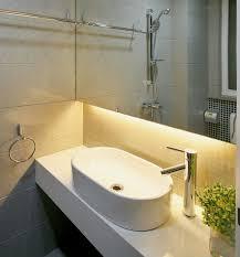 bathroom lighting led strip and beautiful bathrooms on pinterest attractive vanity lighting bathroom lighting