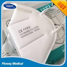 China <b>FFP2 KN95 N95</b> Medical Face Mask <b>Respirator</b> Surgical Face ...