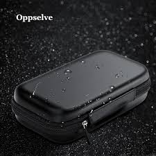 <b>Earphone</b> Case Hard <b>Headphone</b> Bag For Airpods Earpods Ear Pad ...