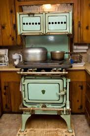 vintage kitchen appliance retro appliances: gas stoves for sale green  chambers stove  antique
