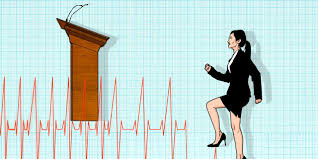 Using Stress to Get Geared Up for Public Speaking - WSJ