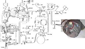wiring diagram for john deere tractor the wiring diagram 1968 4020 john deere starter wiring diagram 1968 wiring wiring diagram