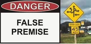 Image result for false premise examples