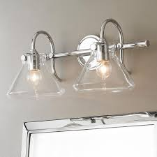 beaker glass bath light 2 light its clear to see that this bath or vanity bathroom vanity milk glass tube pendant