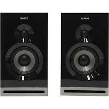 Компьютерные <b>колонки SVEN SPS-705</b> Black, Silver — купить ...