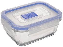 "<b>Контейнер Luminarc</b> ""<b>Pure Box</b> Active"", цвет: прозрачный, синий ..."
