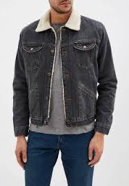 Мужские <b>джинсовые</b> куртки <b>Wrangler</b> — купить в интернет ...