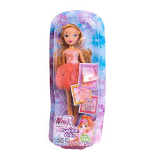 winx club кукла бон флора
