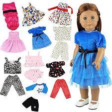 <b>18 inch Dolls Clothes</b>: Amazon.co.uk