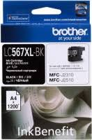 <b>Brother</b> LC-567XLBK – купить <b>картридж</b>, сравнение цен интернет ...